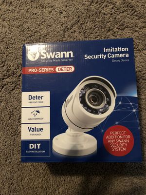 New Swann Imitation Security Camera for Sale in Lexington, KY