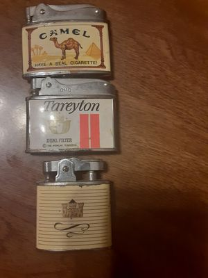 3 lighters from the 70s for Sale in Greenville, SC