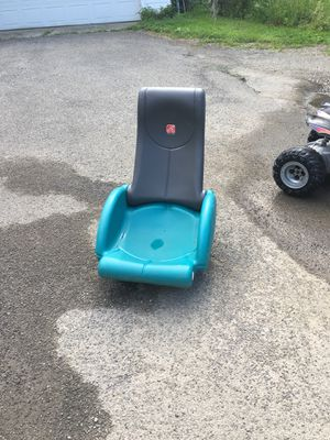 Step 2 Rock N Fold kid's Chair for Sale in Dunkirk, NY