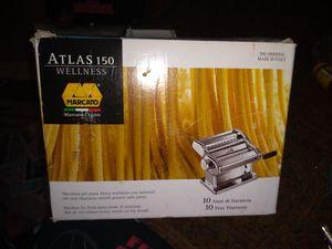 Atlas 150 Wellness Pasta Maker for Sale in Houston, TX