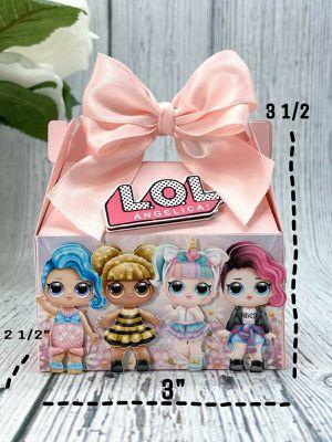 Lol surprise, lol surprise dolls, lol party, lol favor boxes for Sale in Orlando, FL