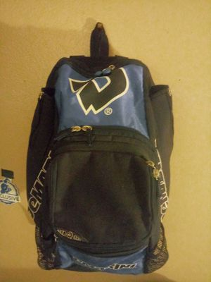 Baseball equipment backpack for Sale in Gresham, OR