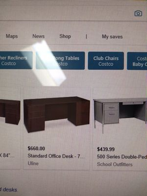 Office furniture for Sale in Willowbrook, IL