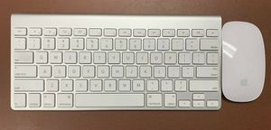 Apple A1314 Wireless Keyboard and Magic Mouse A1296 for Sale in San Dimas, CA