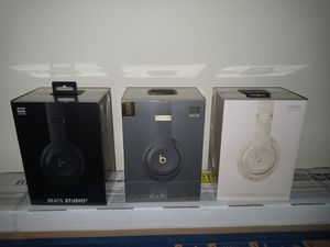 BEATS STUDIO 3 WIRELESS for Sale in SeaTac, WA