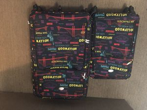 Take a trip around the world with this luggage! for Sale in San Diego, CA
