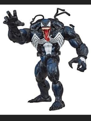 New in a Box Marvel Legends Deluxe Venom Variant Collectible Action Figure Toy for Sale in Chicago, IL