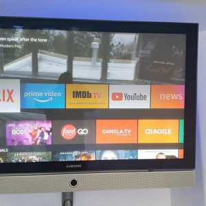 1 Samsung 50 Inch Plasma TV for Sale in Kirkland, WA