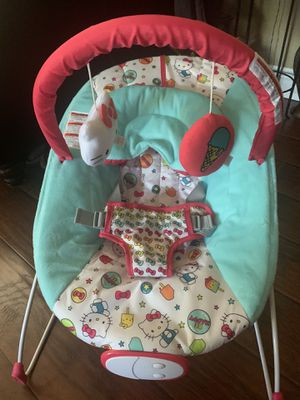 Brand new hello kitty bouncer for Sale in Menifee, CA