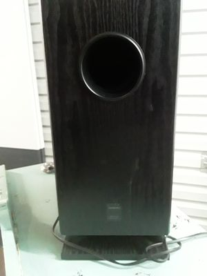 Onkyo subwoofer for Sale in Concord, CA