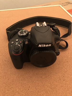 Nikon D3400 for Sale in San Diego, CA