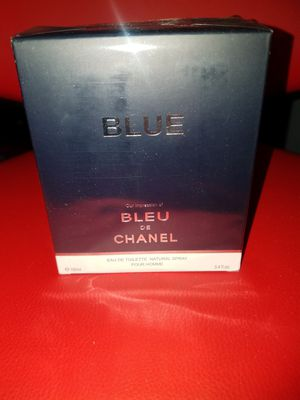 Perfume Blue chanel for Sale in Hollywood, FL