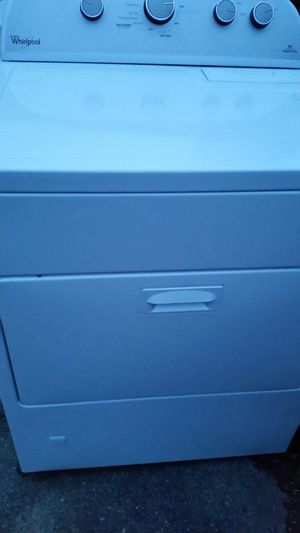 Dryer and washer or separate for Sale in Springfield, VA