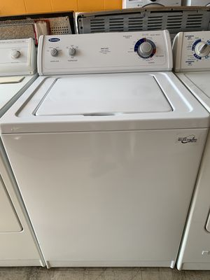Washer With Warranty for Sale in Midlothian, IL