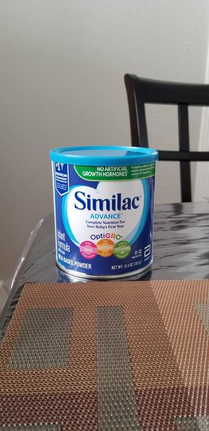 Similac Advance Formula for Sale in Greenville, TX