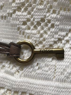Fossil Key Accessory Charm for Sale in Derby, CT