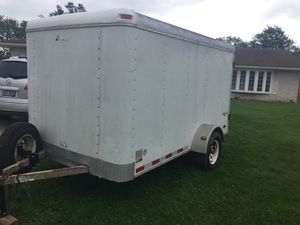 6x10 enclosed trailer for Sale in North Royalton, OH