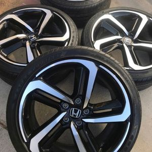 2018 Accord Sport Wheels for Sale in Fresno, CA