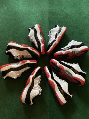 Jordan 11 concord breds sizes 10, 11 and 11.5 for Sale in Redmond, WA