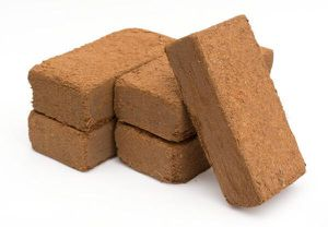 CoCo Fiber Blocks - Coir - For all your Gardening and Landscaping needs - 11 LB Blocks - 11 Lbs - $10 for Sale in Peachtree Corners, GA