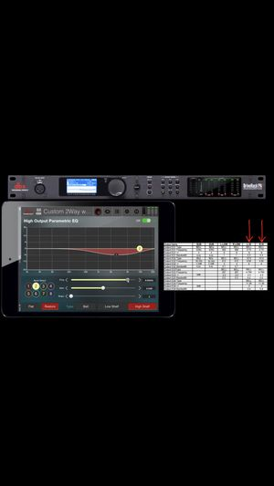 Dbx driverack pa 2 for Sale in Los Angeles, CA