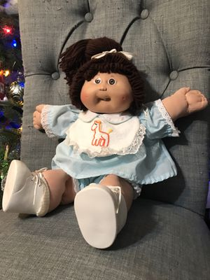 Vintage Cabbage Patch Kids Doll By XAVIER ROBERTS VINTAGE CABBAGE PATCH KIDS DOLL BY XAVIER ROBERTS for Sale for sale  Simi Valley, CA