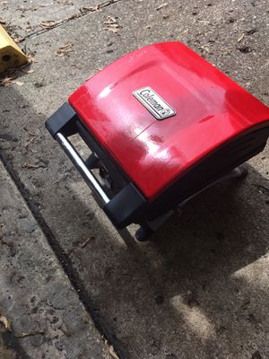 Coleman tabletop portable gas grill for Sale in Reynoldsburg, OH