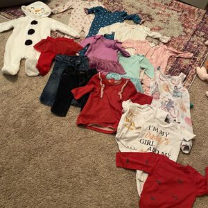 Girls 3-6 Month clothing for Sale in Round Rock, TX