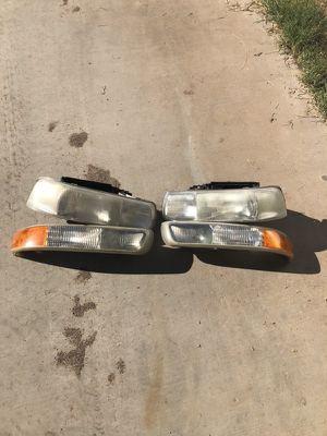 99-02 Silverado Headlights for Sale in Phoenix, AZ