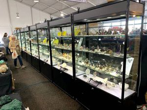 Glass display stands with led lights for Sale in Tucson, AZ