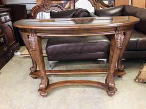 Sofa table for Sale in Alpharetta, GA