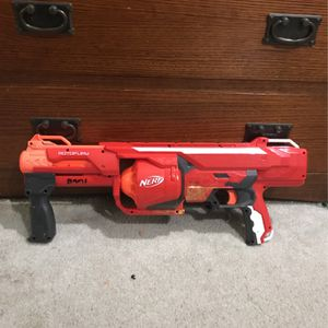 Nerf Red Rotofury for Sale in Brier, WA