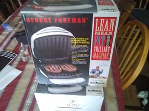 George foreman grills for Sale in Williamsport, PA