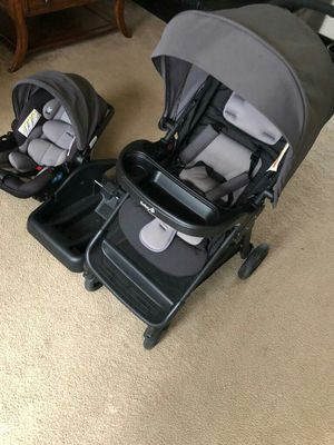 Safety baby car seat and stroller for Sale in Lawrence, KS