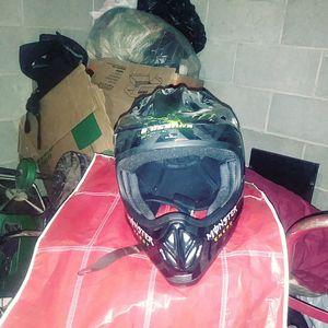 O'Neal Monster Energy Drink motorcycle helmet for Sale in Denver, CO
