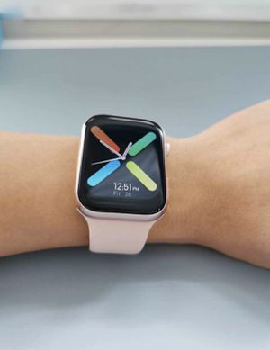 🎁 Brand New 2021 Series 5 Smart Watch..!! Apple Style..!! Compatible with iPhone or Android..!!🎁 for Sale in Torrance, CA