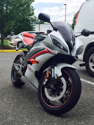 2009 Yamaha R6 special edition for Sale in Chantilly, VA