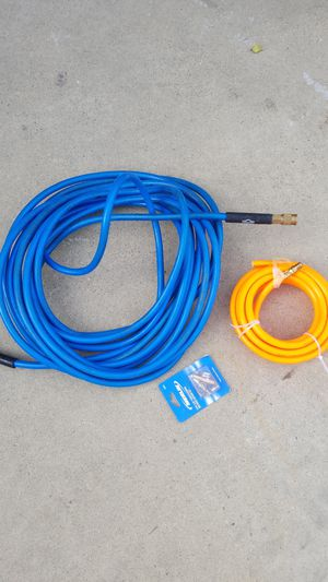 3/8 compressor air hose. for Sale in Delhi, CA