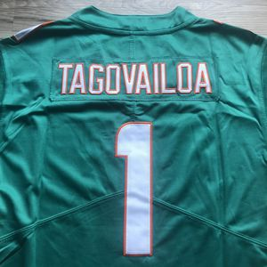 BRAND NEW! 🔥 Tua Tagovailoa #1 Miami Dolphins TEAL Jersey + SHIPS OUT NOW 📦💨 for Sale in Miami, FL