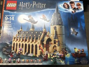 NIB LEGO Harry Potter 75954 Hogwarts Great Hall Sealed for Sale in Santa Ana, CA