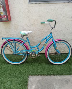 Schwinn blue pink women's beach cruiser (READ DESCRIPTION) for Sale in San Diego, CA