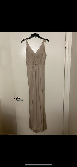 Champagne dress for Sale in Lakeside, CA