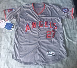 Angels Mike Trout jerseys for Sale in Rowland Heights, CA