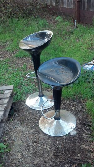 Adjustable bar stools needs tlc for Sale in Walnut Creek, CA