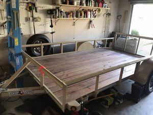 12ft Utility Trailer for Sale in Alvin, TX