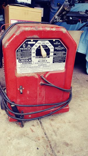 Lincoln Welder for Sale in Cleveland, OH