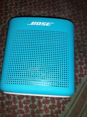 Bose Color Sound II. 1 MONTH OLD for Sale in Gresham, OR