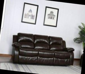 CLOSEOUTS LIQUIDATIONS SALE BRAND NEW RECLINERS COMFORTABLE SOFA AND LOVESEAT ALL NEW FURNITURE G U JJLEB for Sale in Pomona, CA