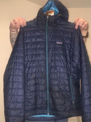 Patagonia - Nano Jacket. Size Medium. Navy Blue. for Sale in Denver, CO