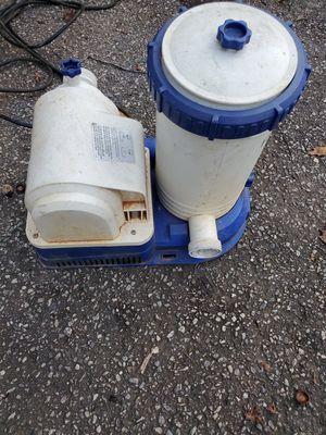 Pool pump filter for Sale in Cumming, GA